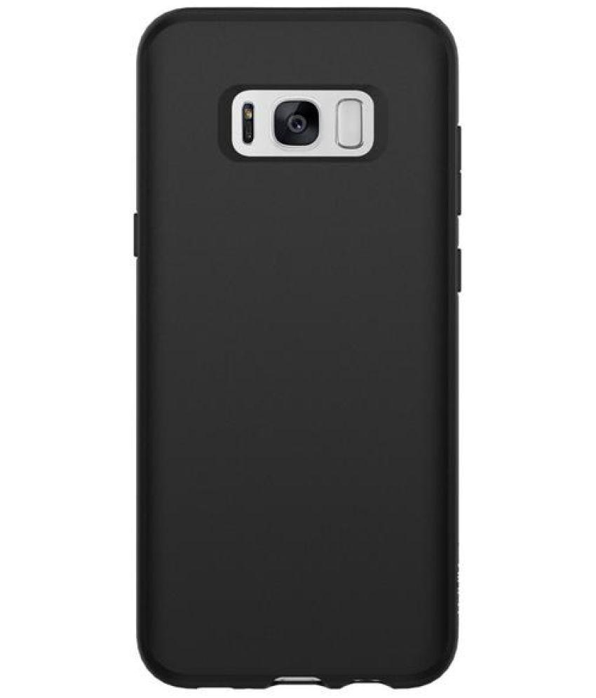Spigen Liquid Crystal Case For Galaxy S8 Plus Matte Black Daftar Original Clear 571cs21665