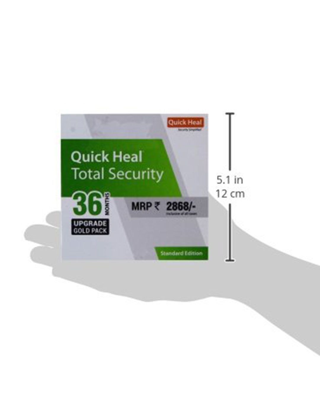 Quick Heal Total Security 1 PC