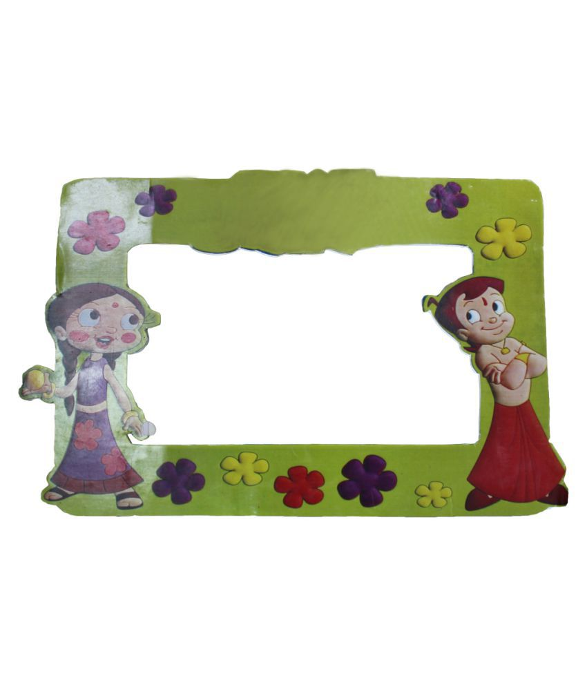 Theme My Party Chhota Bheem Photo Booth Frame - Buy Theme My Party ...
