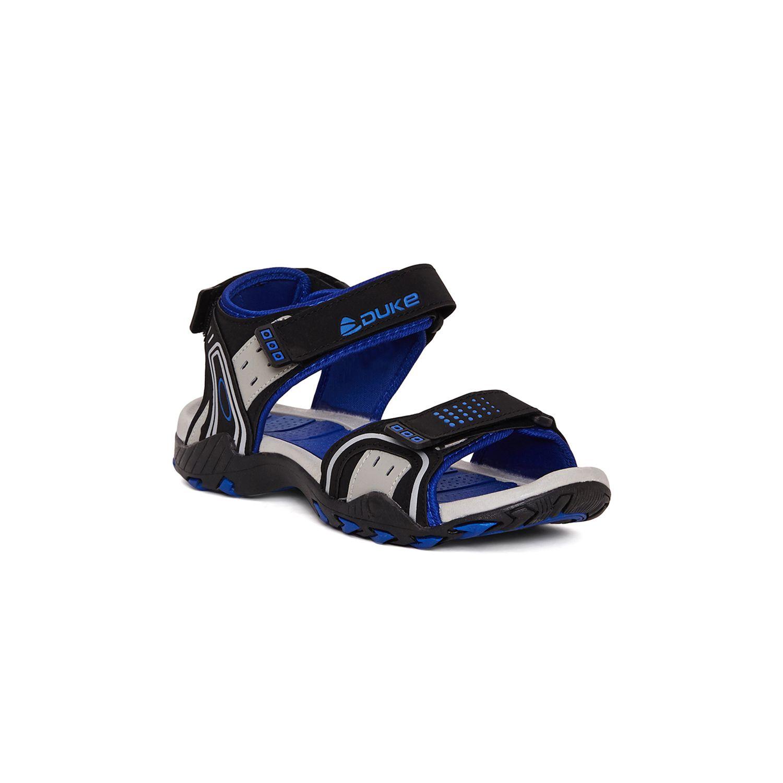 f5ef78c3b85 Duke Black Floater Sandals - Buy Duke Black Floater Sandals Online at Best  Prices in India on Snapdeal