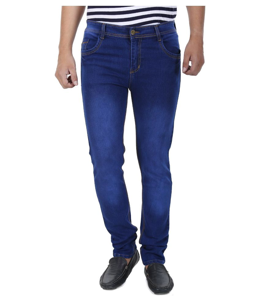 Arzona Blue Slim Jeans