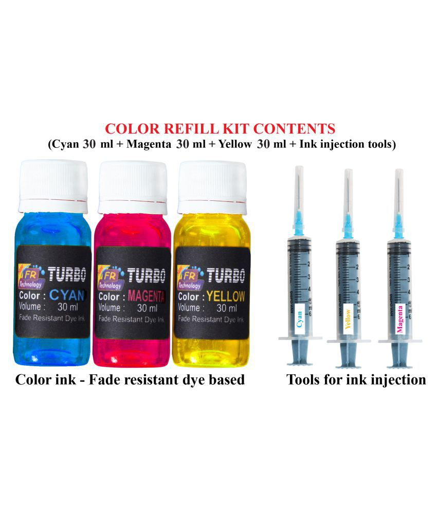 Food coloring online india - Turbo Refill Kit Multi Ink Single Turbo Refill Kit Multi Ink Single