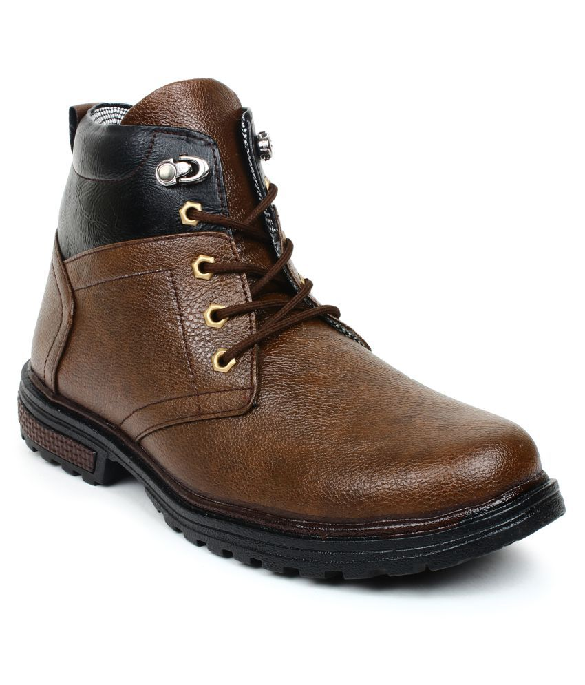 Xtreme Brown Casual Boot
