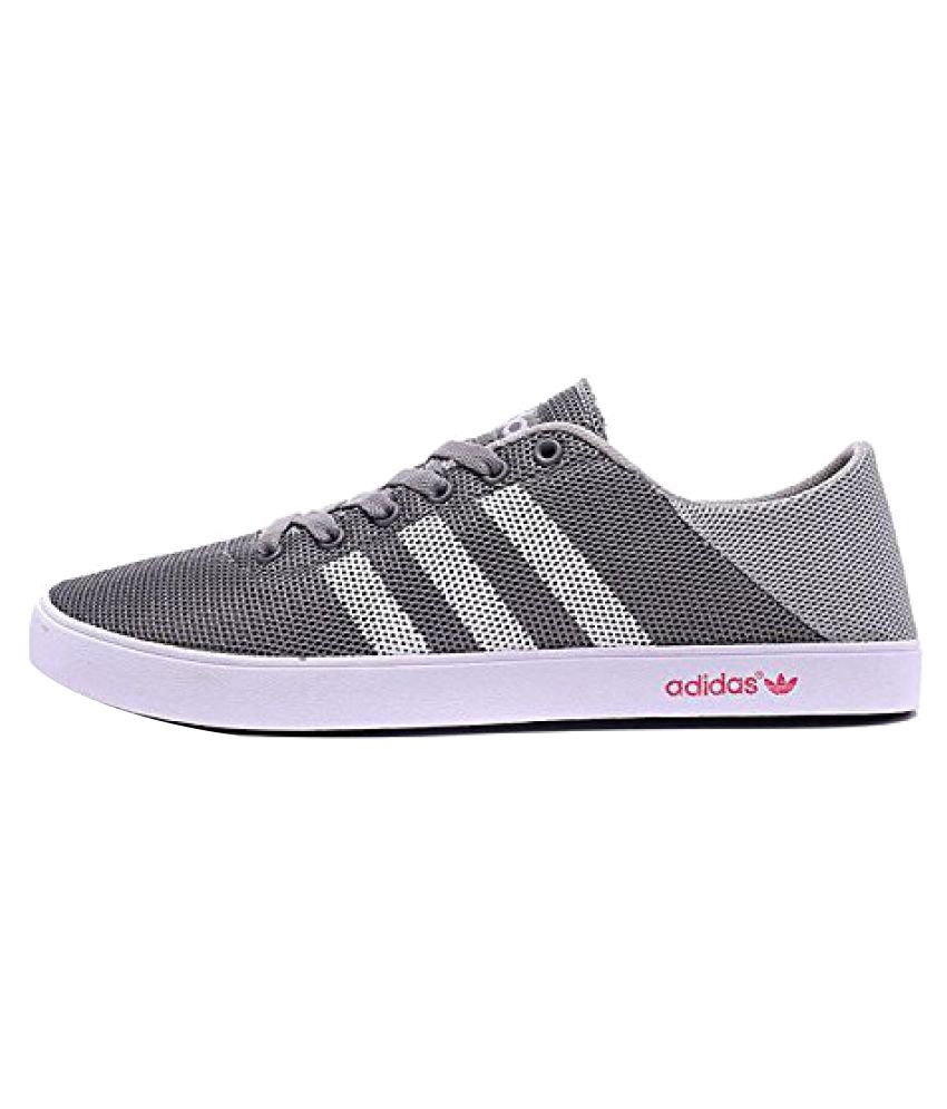 Neo Adidas: Adidas NEO Sneakers Gray Casual Shoes