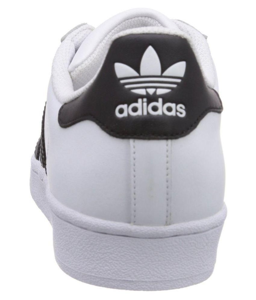 ... Adidas Superstar Sneakers White Casual Shoes