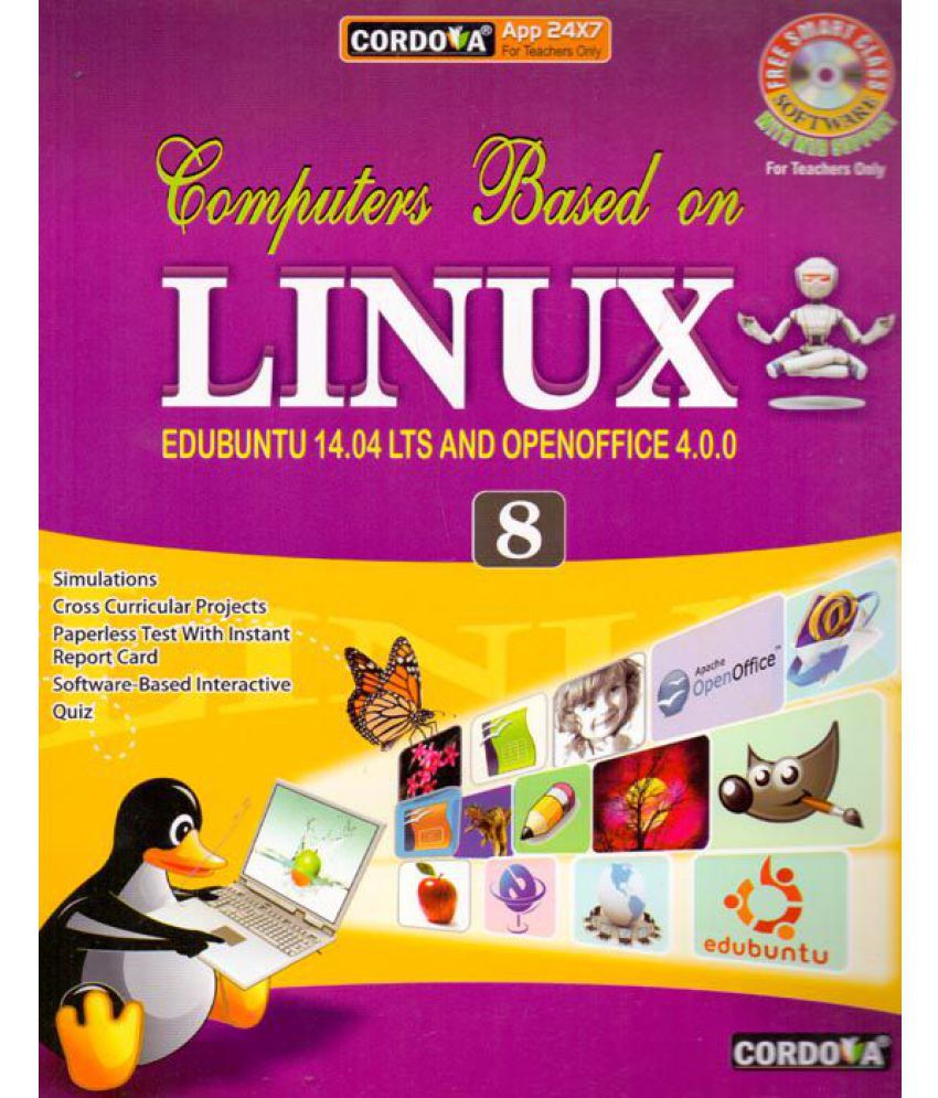 Computer Based on LINUX Class - 8