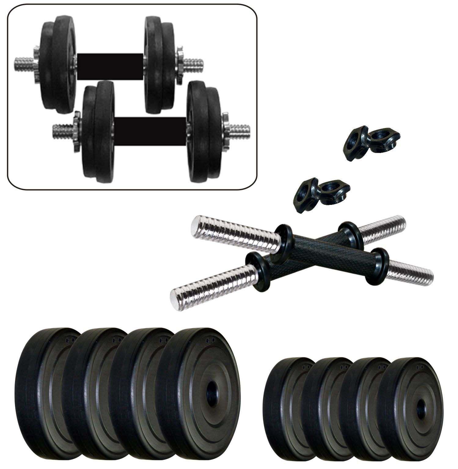 FZ  PVC DM 22KG COMBO16 Home gym   Fitness Kit