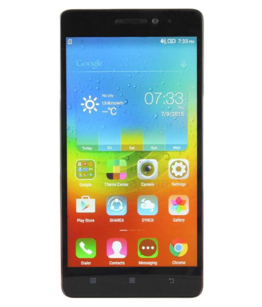 Lenovo K3 Note 16 GB Black available at SnapDeal for Rs.8990