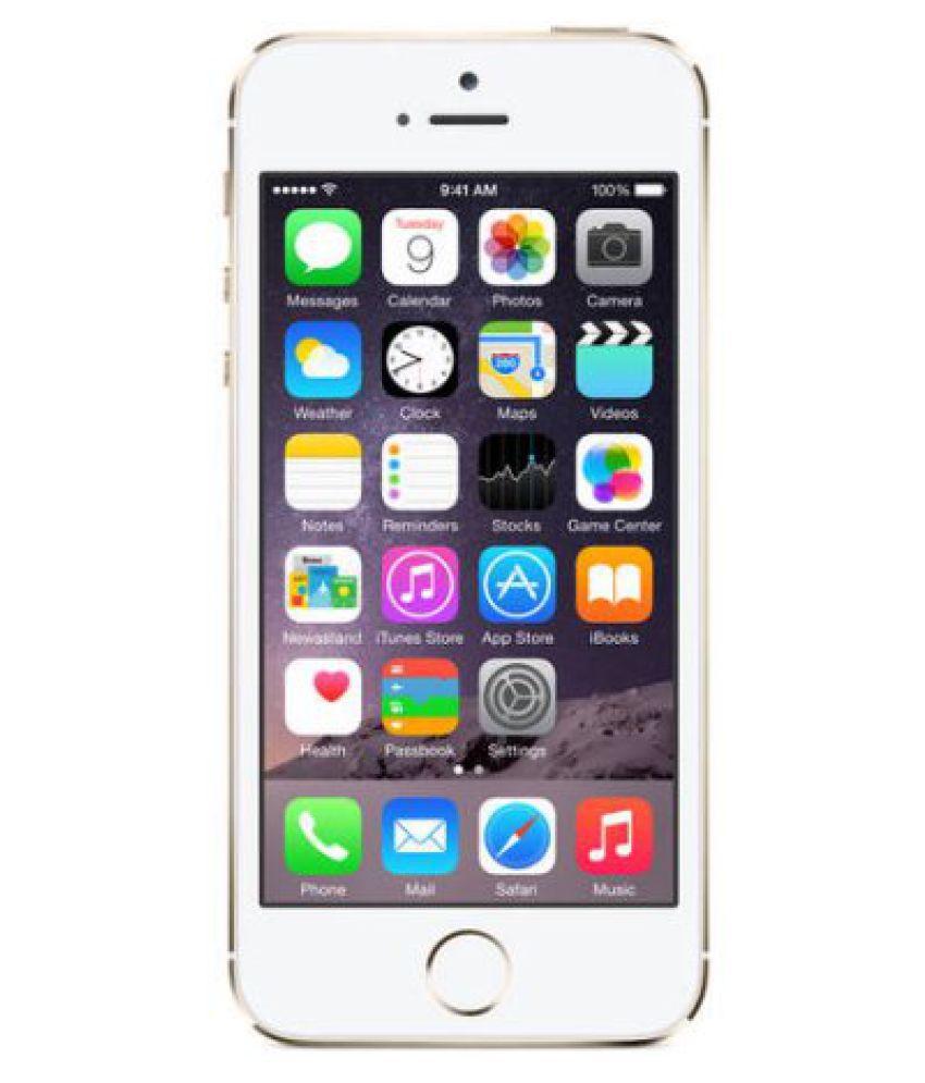 Apple 5S 64GB Silver