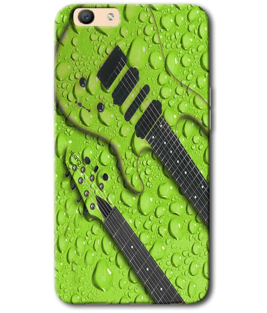 Vivo Y53 Printed Cover By Cell First