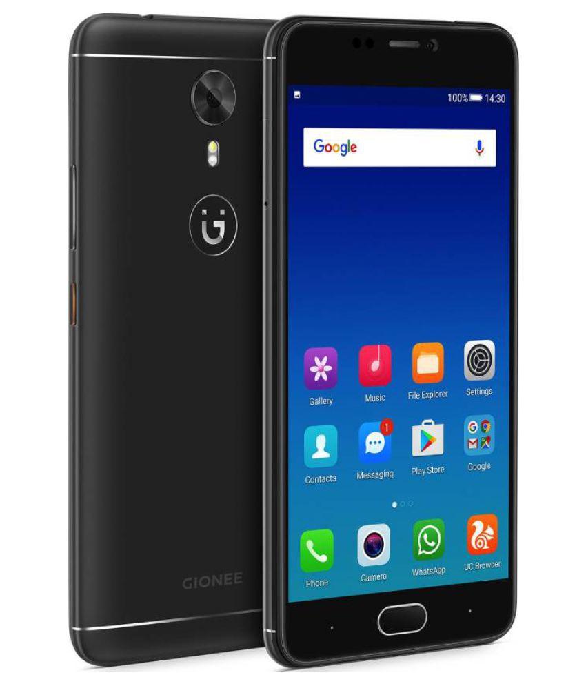 Gionee A1 ( 64GB , 4 GB ) Black