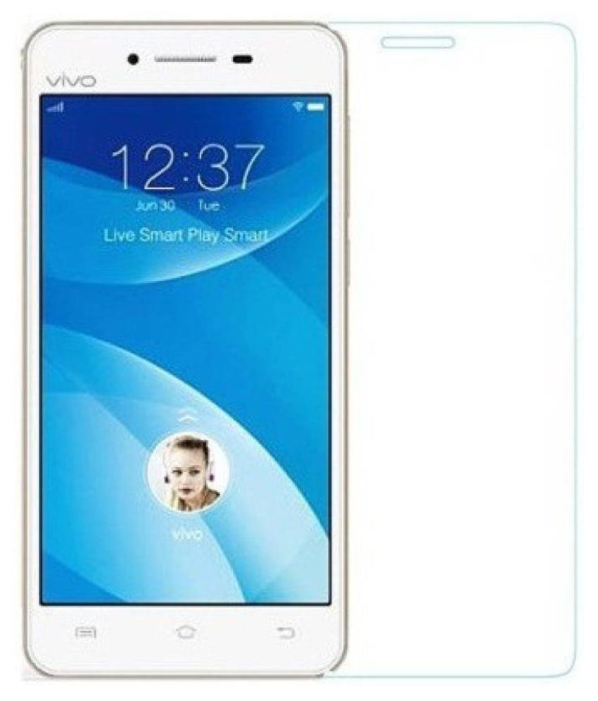 Vivo V5 Plus Tempered Glass Screen Guard By Easybizz