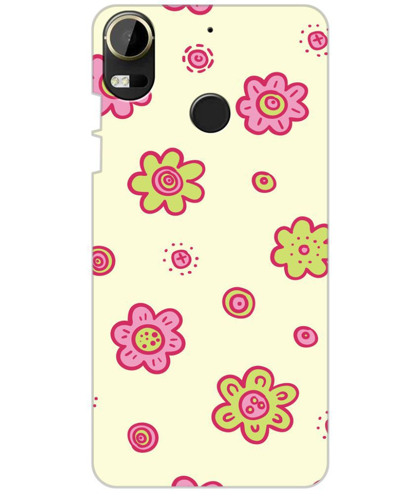 HTC Desire 10 Pro 3D Back Covers By Aman