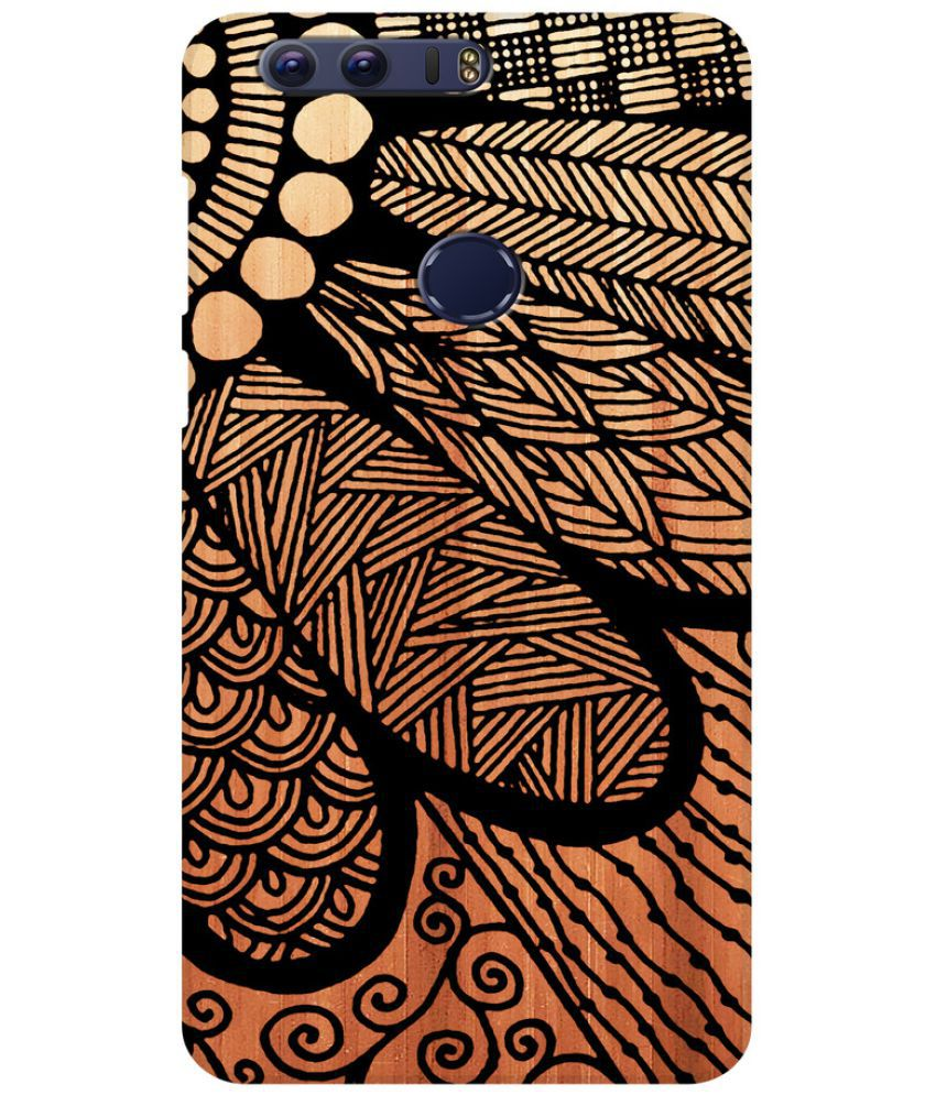 Huawei Honor 8 3D Back Covers By Aman