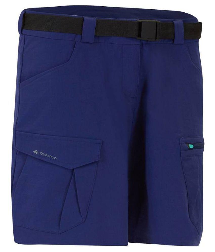 QUECHUA Forclaz 100 Hiking Shorts