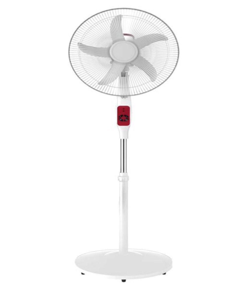 Belifal Solar 12V DC Pedestal Fan Solar Fan