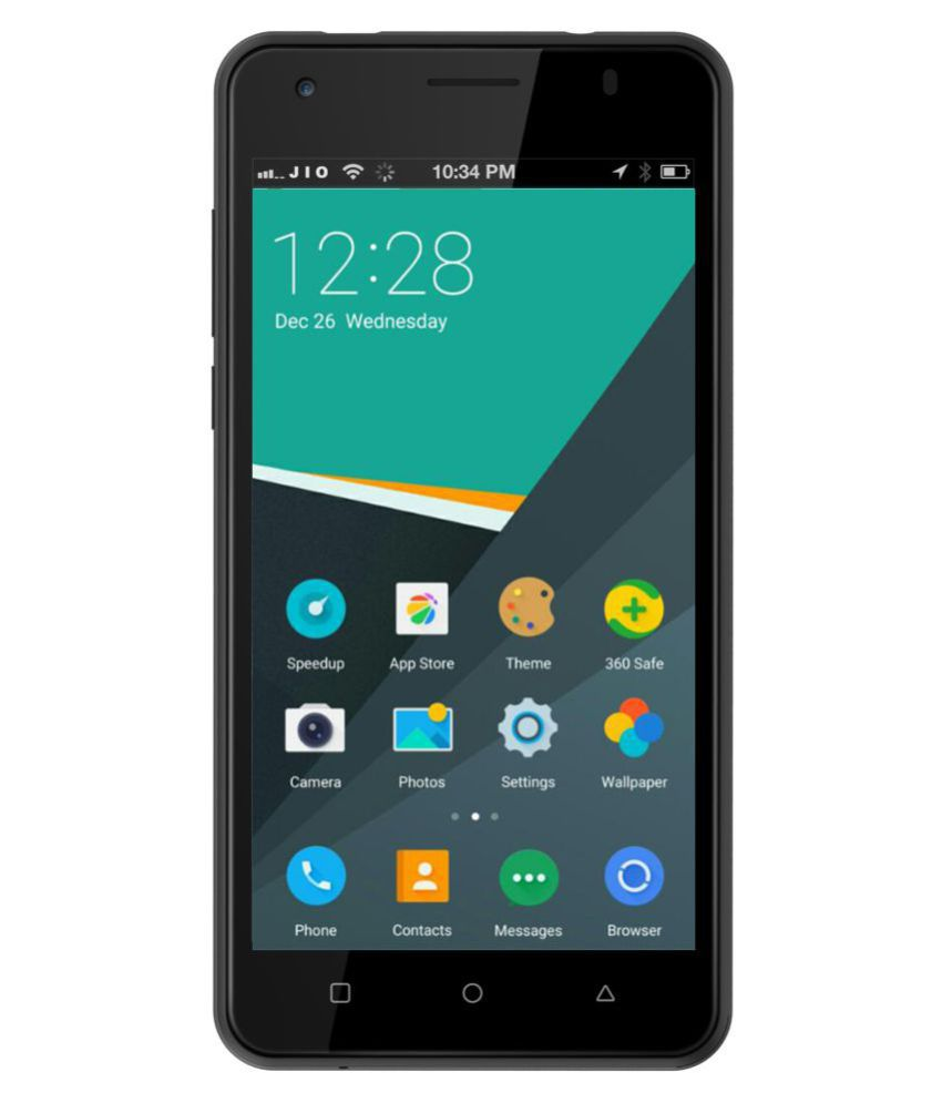 iVOOMi IV505 (8GB, 1GB RAM) - 4G