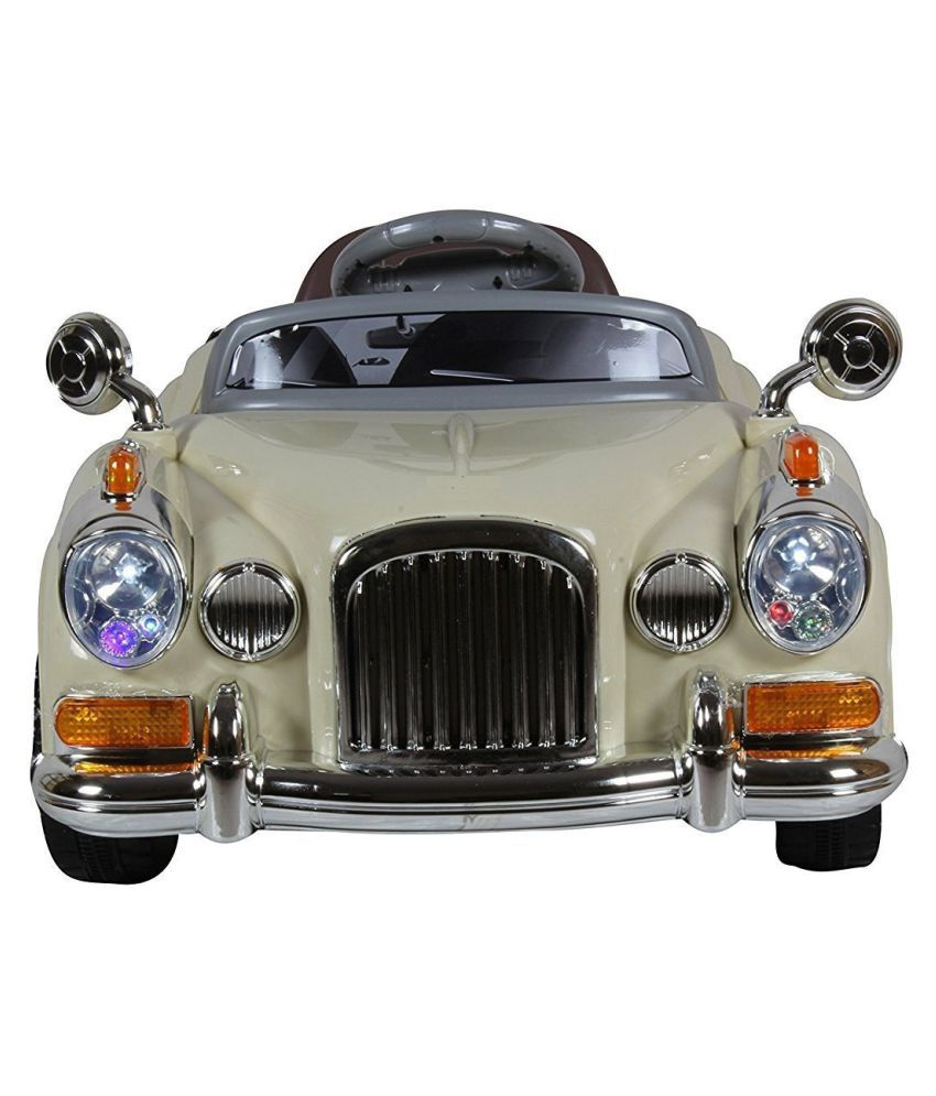GetBest Vintage Battery Operated Ride on Car For Kids with Remote Cotrol -  Buy GetBest Vintage Battery Operated Ride on Car For Kids with Remote  Cotrol ...