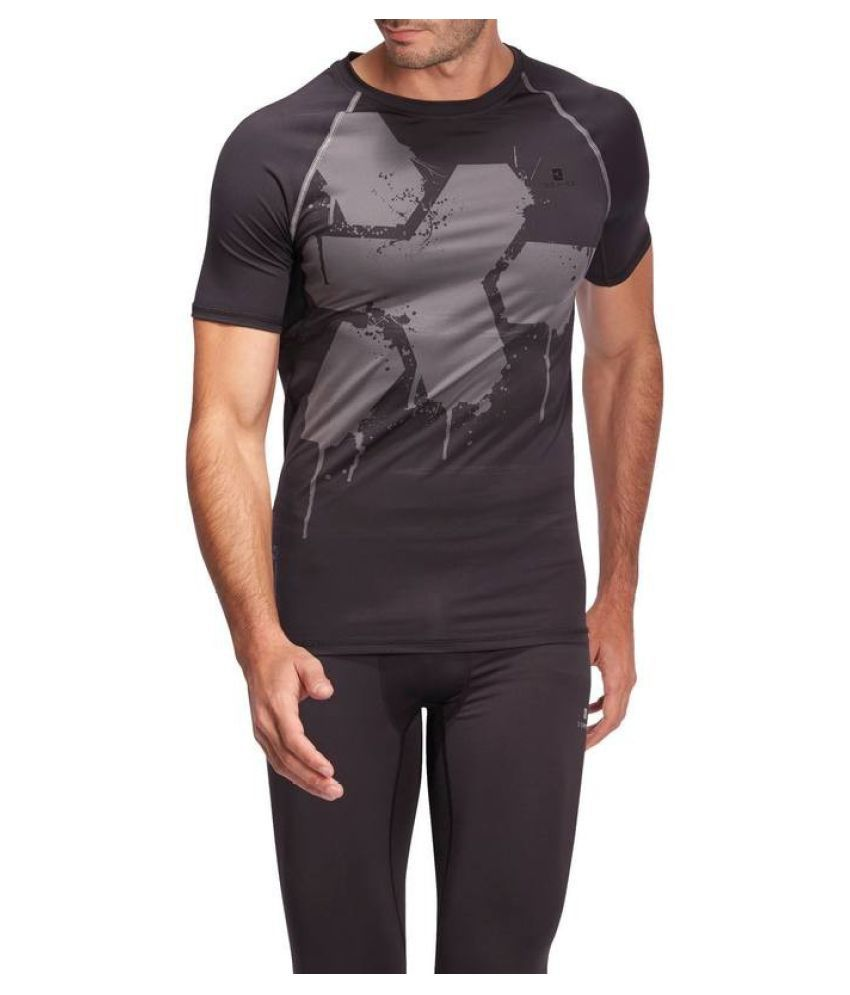 DOMYOS Muscle Fitness T-shirt