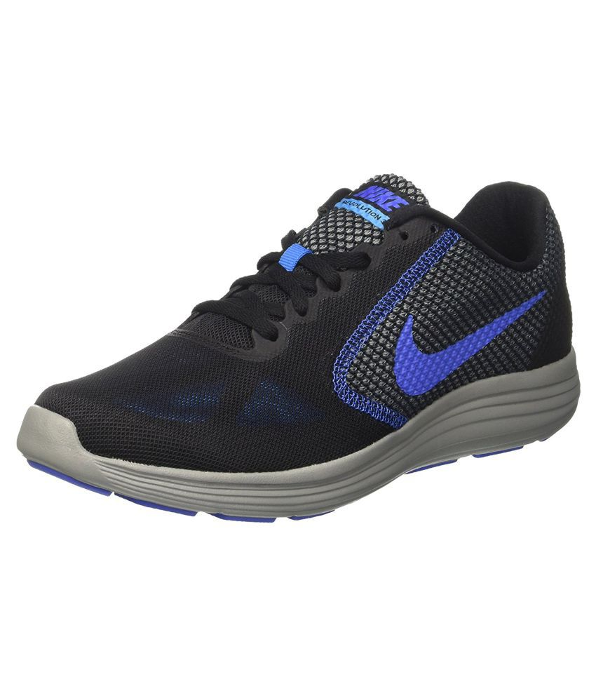 0580bc744b8a Nike Revolution 3 Running Shoes - Buy Nike Revolution 3 Running Shoes  Online at Best Prices in India on Snapdeal