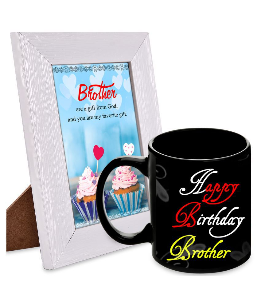 Happy Birthday Brother Hamper Buy Online At Best Price In India