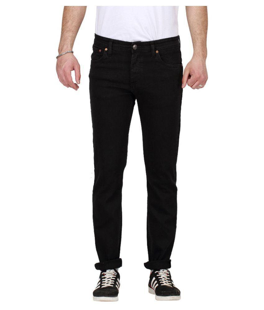 Levi's Black Slim Jeans