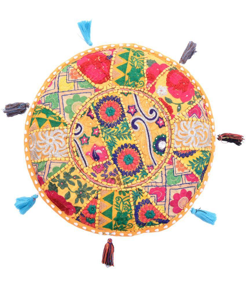ENA Enterprises Single Cotton Cushion Covers Other Sizes