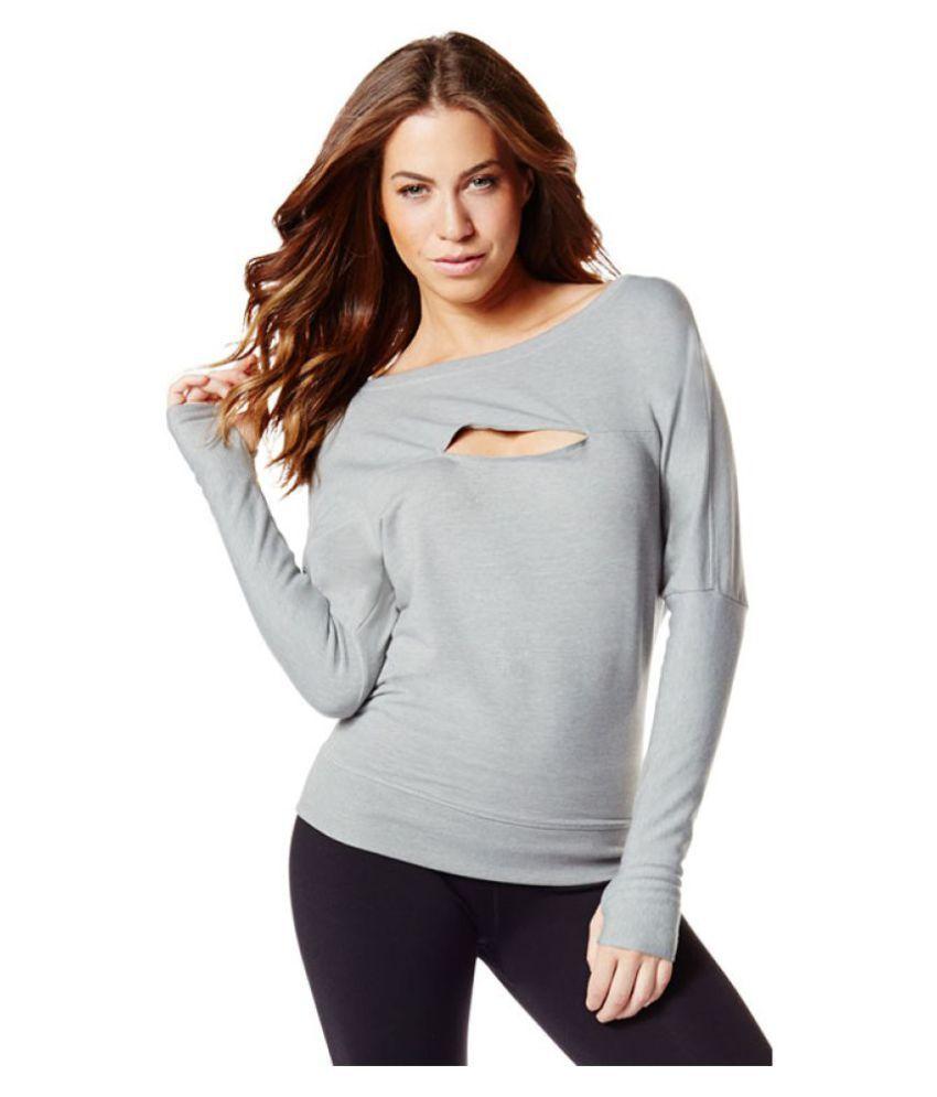Zumba Fitness Peep My Keyhole Sweater