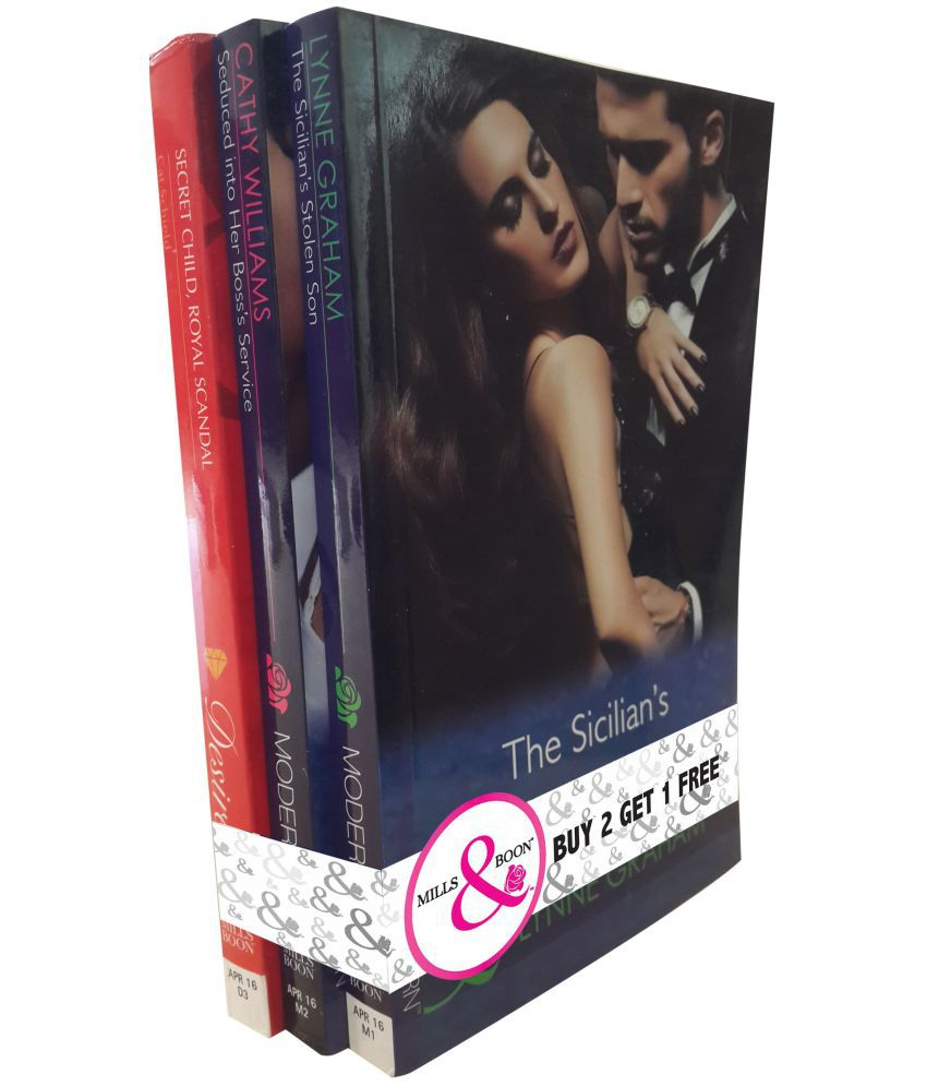 Mills & Boon Super Value Pack – 1 (April 2017)