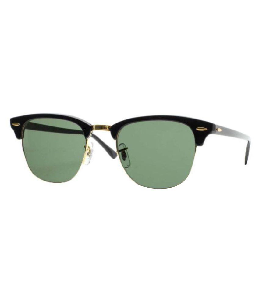 eba59343b3337 Buy RAY BAN CLUBMASTER SUNGLASSES at Best Prices in India - Snapdeal