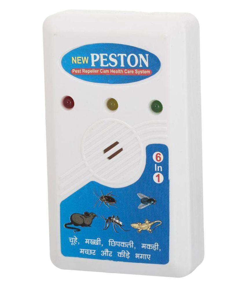 New Peston Electronic Ultrasonic Pest Repeller Cum Health Care System