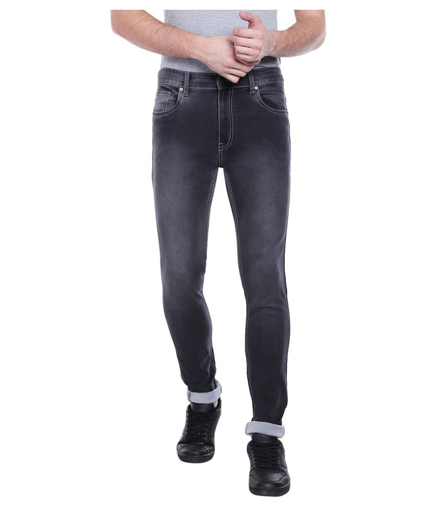 Highstar Black Slim Jeans