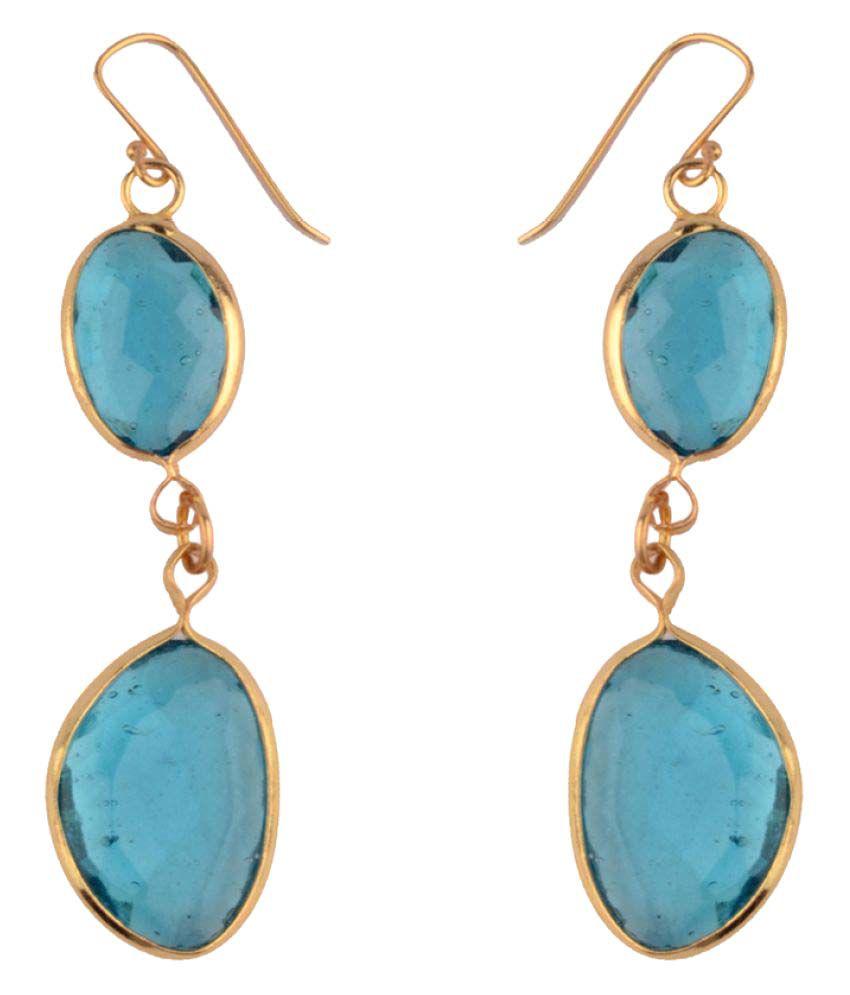 Tara earrings turquoise