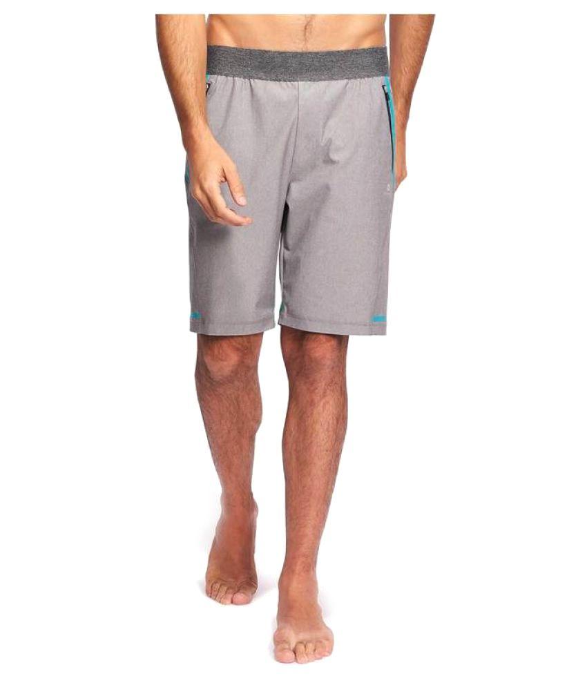 DOMYOS Yoga and Woven Men's Shorts