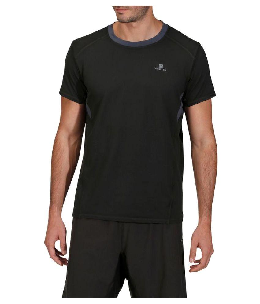 DOMYOS Energy Men's Fitness T-Shirt