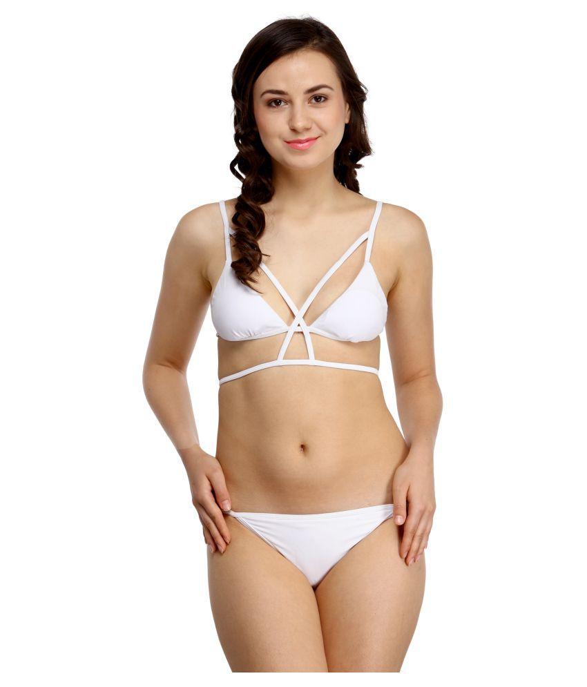 designer fashion get cheap really cheap N-Gal Polyester Bikini