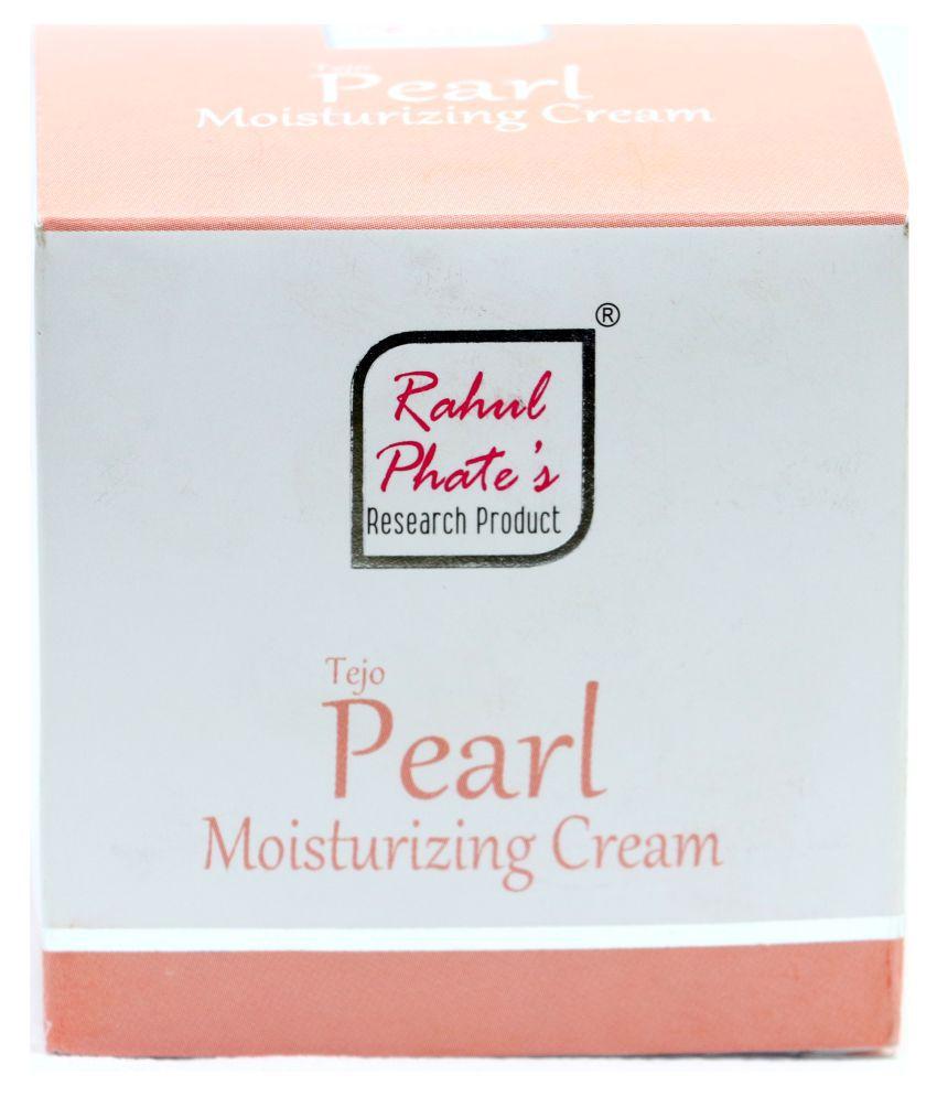 Rahul Phates Innovations Tejo-Pearl Moisturizing Cream 200g Day Cream 50 gm