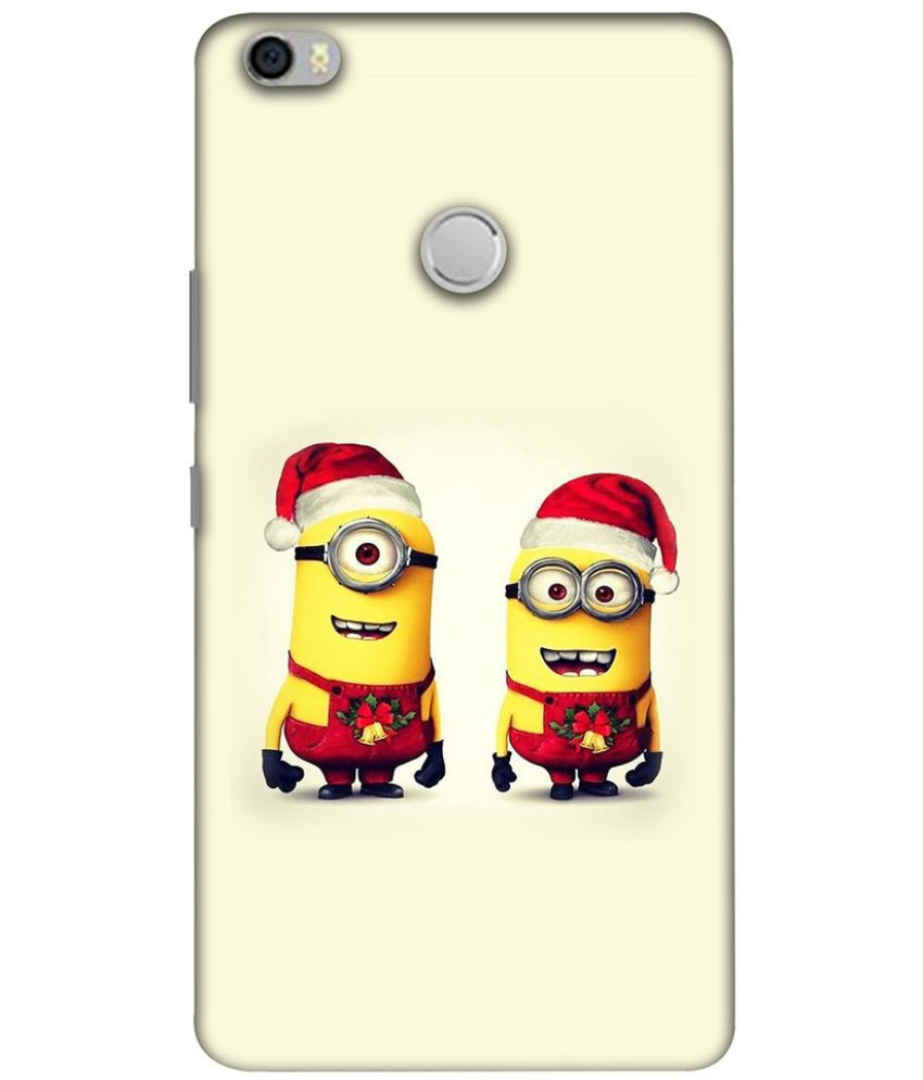 Xiaomi Mi Max Printed Cover By Clarks