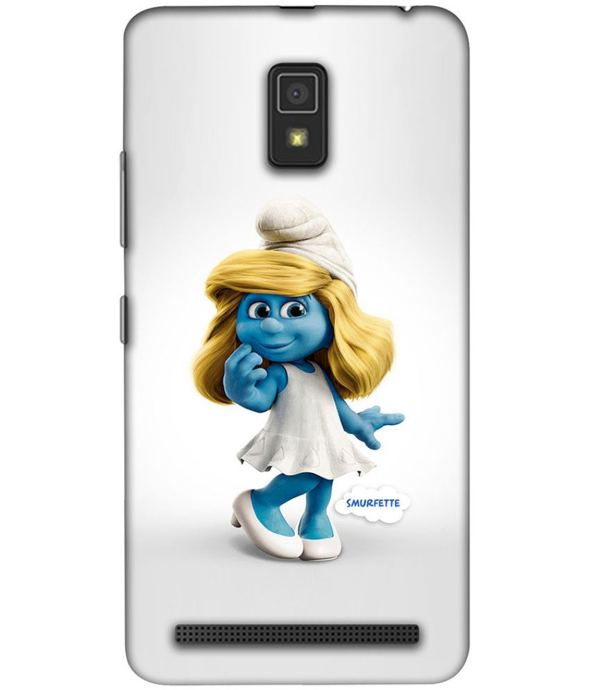Lenovo A6600 Printed Cover By Clarks