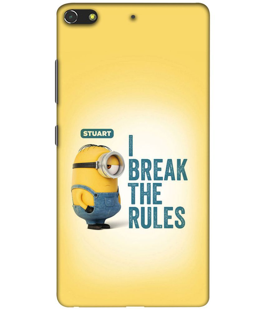 Gionee S7 Printed Cover By Clarks