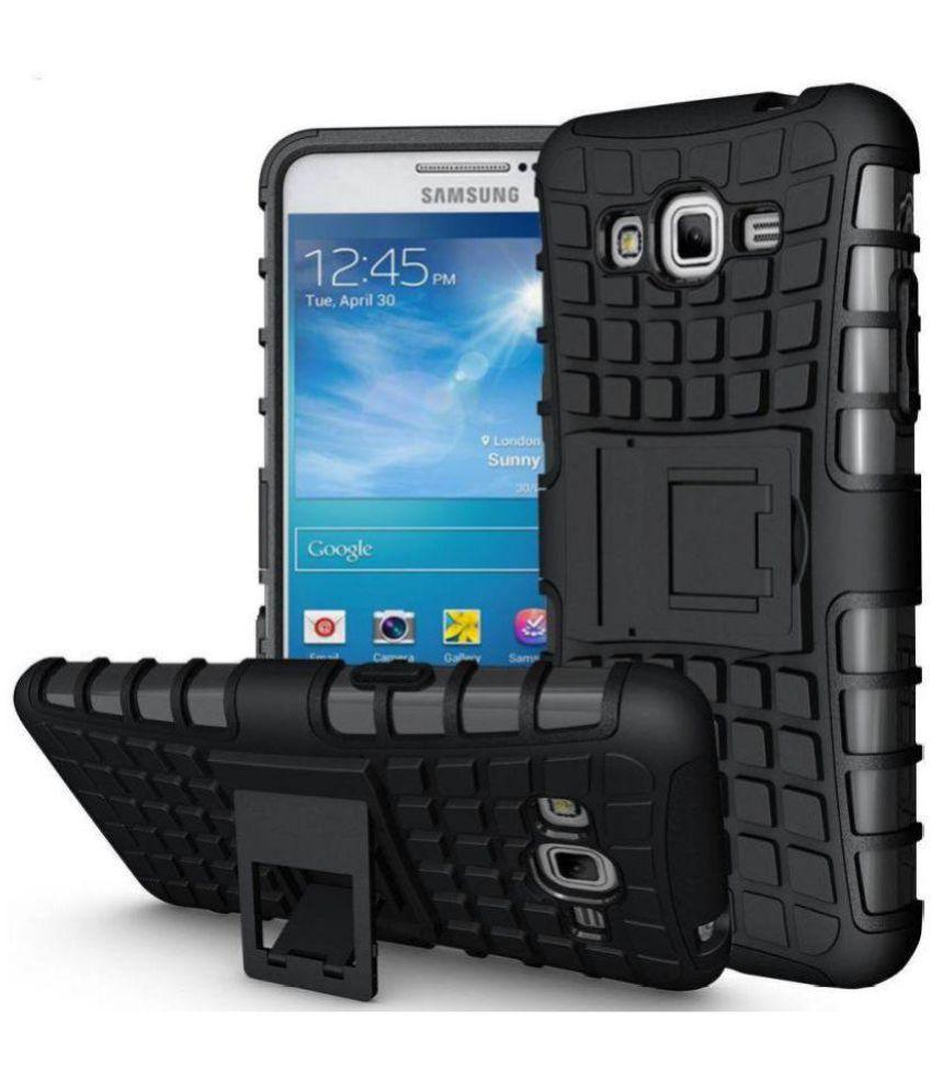 Samsung Galaxy S3 I9300 Defender Series Covers Kosher Traders - Black
