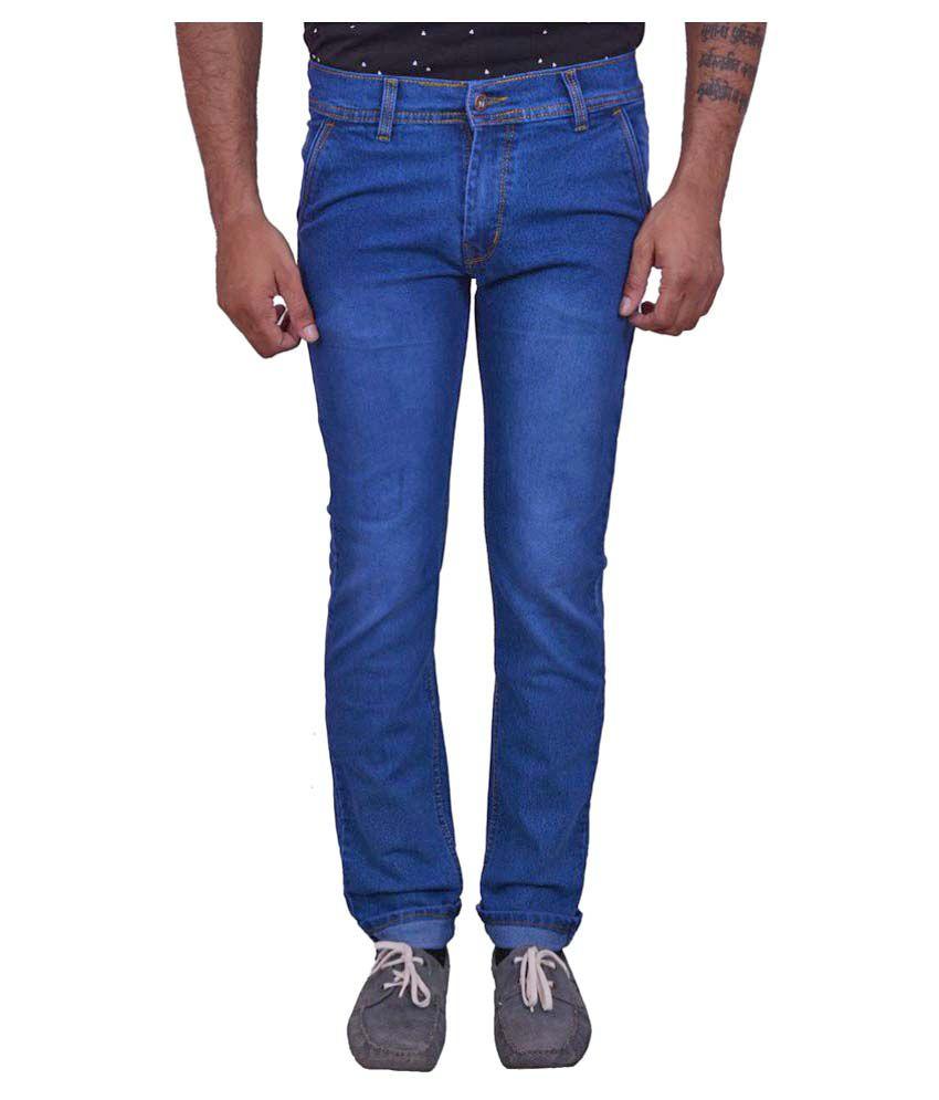 Reez Blue Slim Jeans