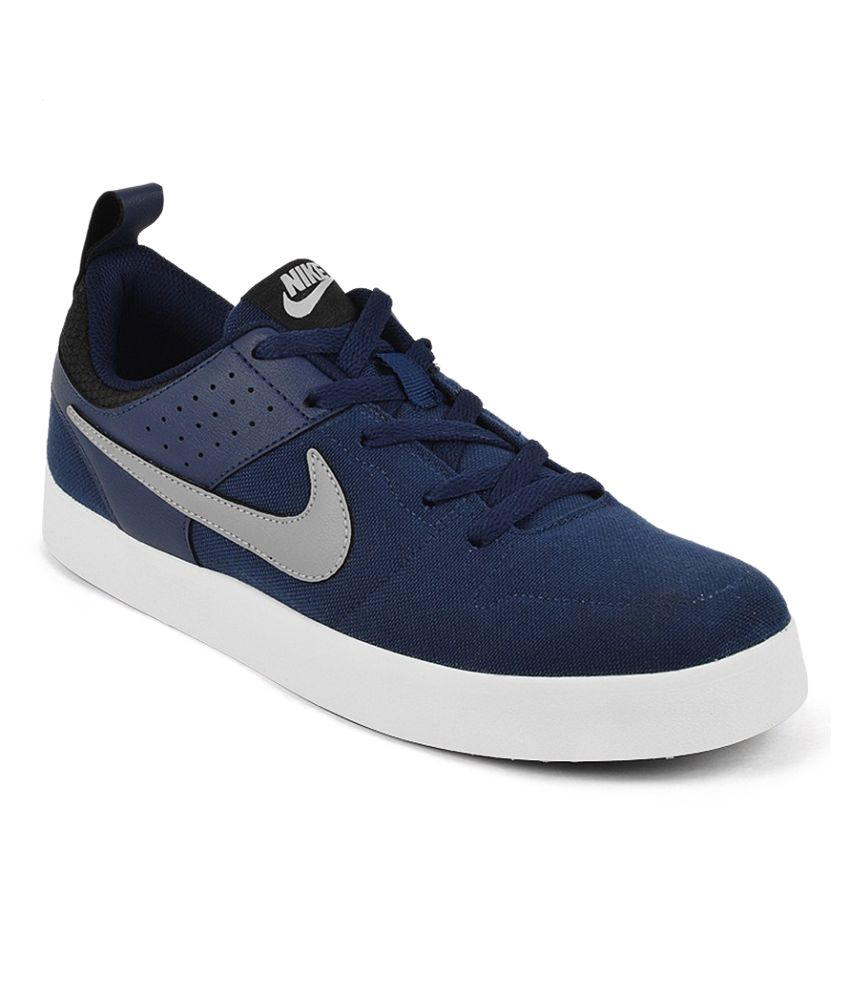 Nike Sneakers Navy Casual Shoes - Buy Nike Sneakers Navy ...