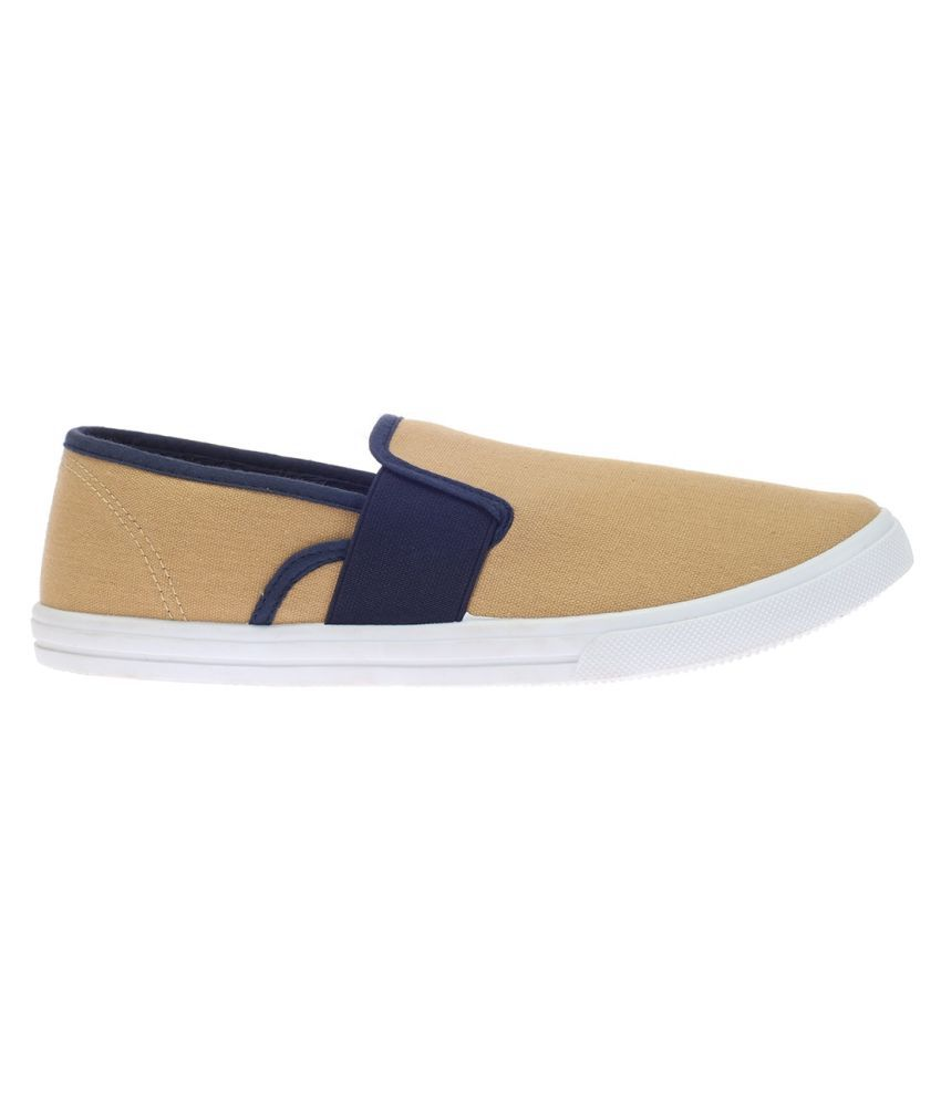 Khadim's Pro Beige Casual Shoes shop offer for sale clearance 100% guaranteed best cheap online SWKmpQ