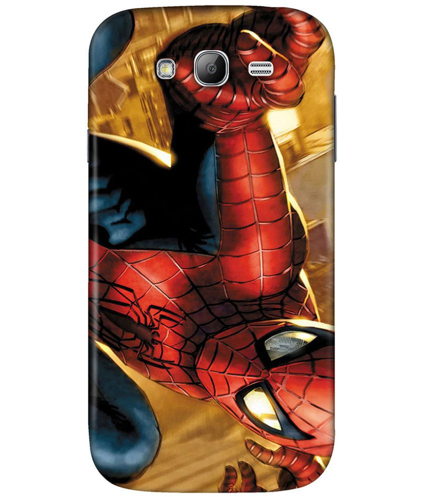 Samsung Grand Printed Cover By Clarks