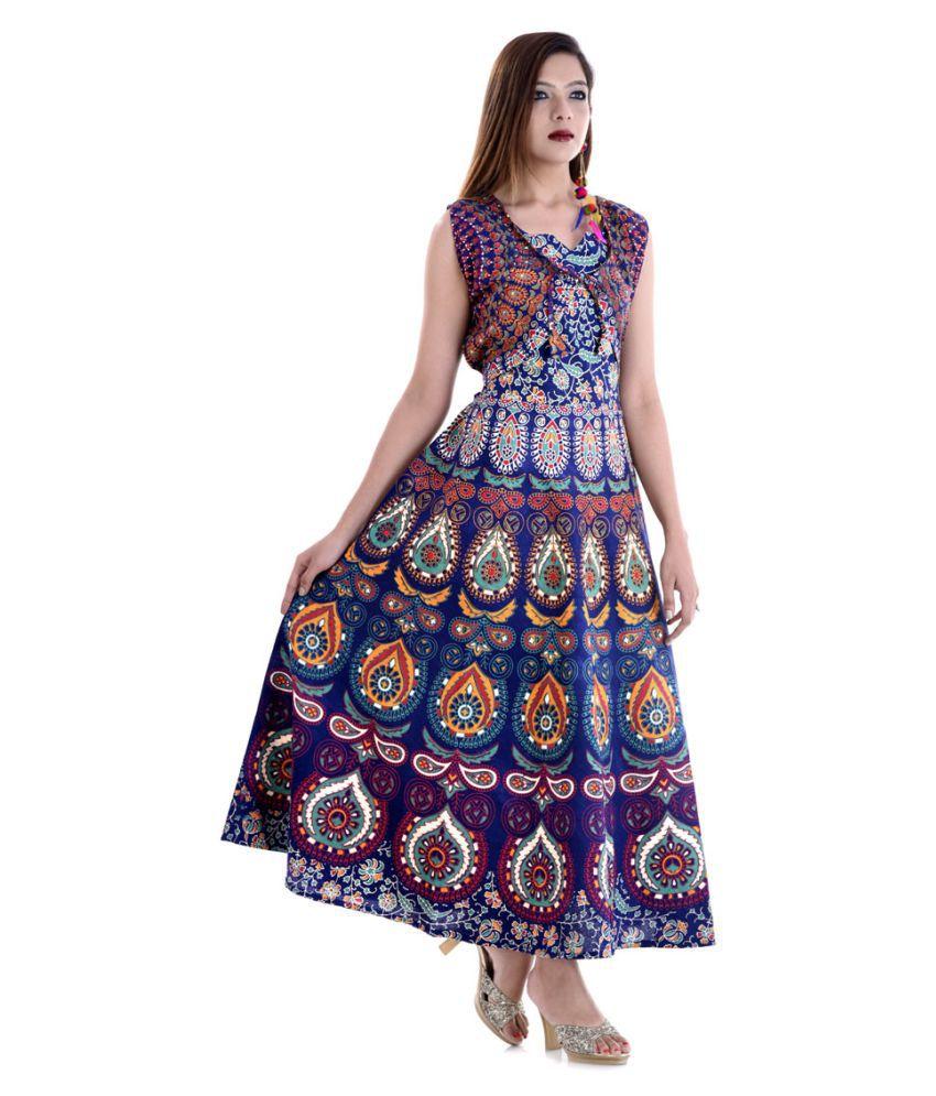 4d19ef9e593 Halowishes Cotton Dresses