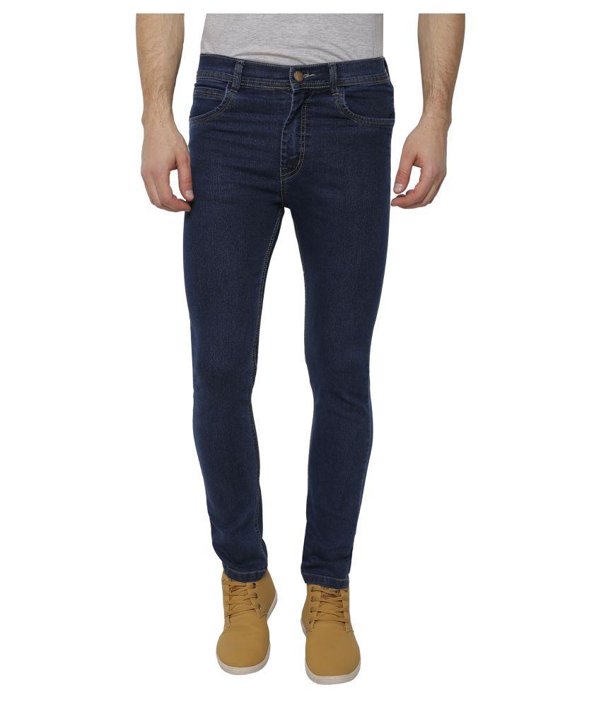 Inspire Clothing Inspiration Blue Slim Jeans