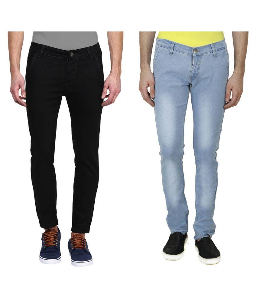 Haltung Multi Slim Jeans