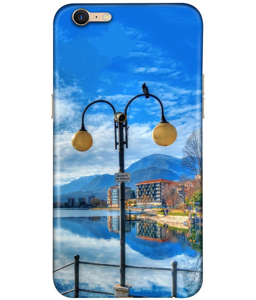 Oppo A57 Printed Cover By Clarks