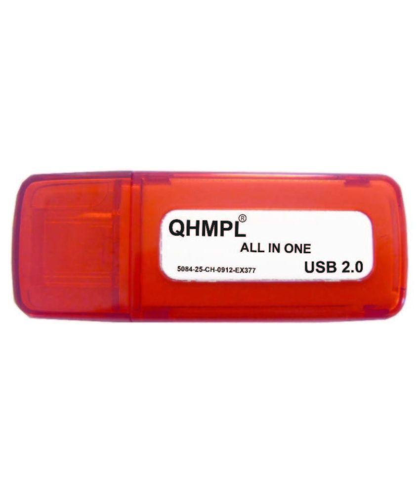 Quantum QHM5084 Red 2.0 Card Reader